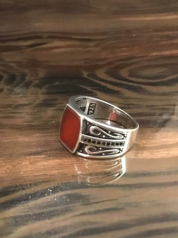 925 silver ring 0