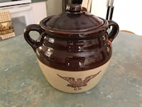 Baked Bean Pot with lid Clearwater, 33763