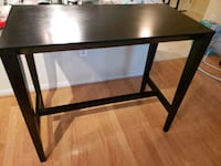 Bar height table for sale Falls Church, 22046