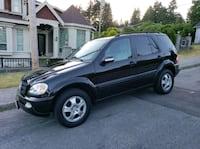 2003 Mercedes ML350 Burnaby