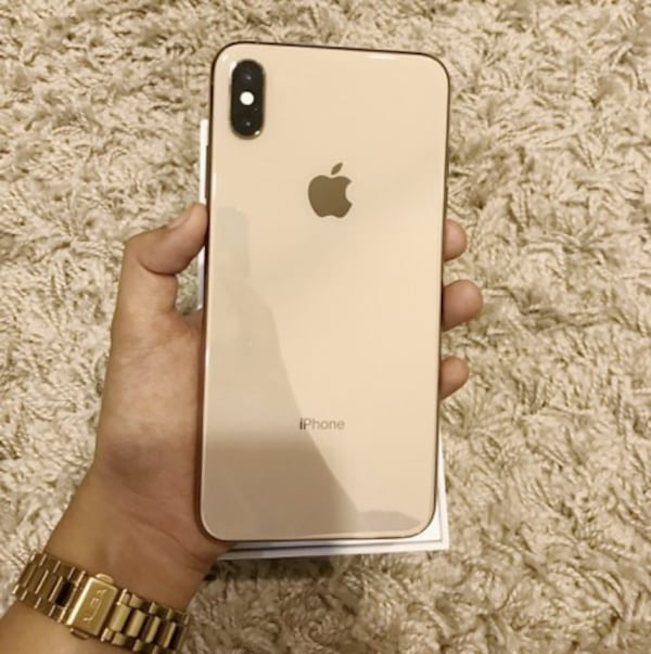 iPhone XS Max 256 Gold 5f1a52c9-7150-4810-8a02-06ba800f4b3a