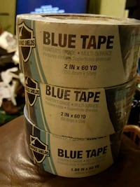 Blue Tap 2in.x60 yd  Laurel, 20707