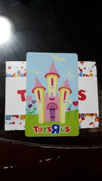 Toys R us gift card  Mississauga