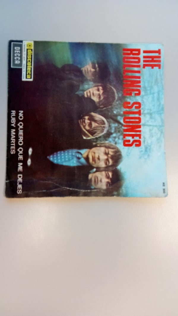 Vinilo The Rolling Stones.  2