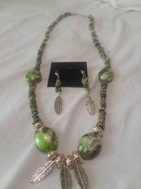 One of a kind hand made jewelry set Sevierville