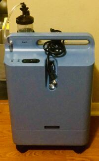 EverFlo Respironics Oxygen Concentrator 5L Machine: Portable/Ultra Quiet Friendswood, 77546