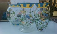 Lenox pitcher and two vases. Moorestown, 08057