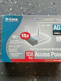 D-Link wireless access point DWL-7100AP Tracy, 95377