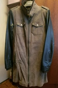 Women Danier suede and leather jacket Toronto, M2R 3G7