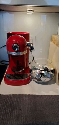 Candy Apple Red Nespresso by KitchenAid Toronto, M4T 2A4