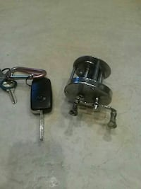 Vintage fishing reel Annandale, 22003