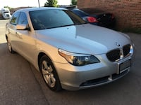 2007 BMW 5 Series Richmond Hill