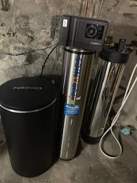 Water system filter