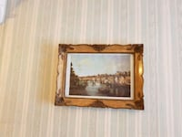 brown wooden framed wall paintings  Greenford, UB6