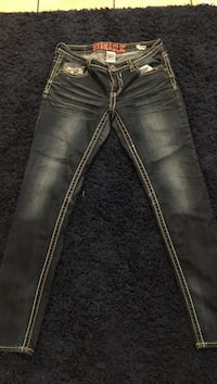 hydraulic skinny jeans size 9-10 Rochester, 55902