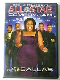Shaquille o'neal presents All Star Comedy Jam live Baltimore