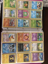 Binder with 750 Pokemon cards Georgina, L4P 0C5