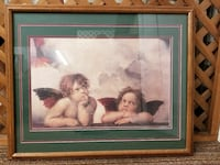 Large Angel Picture.  Porterville, 93257