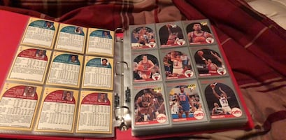 1990 nba hoops set
