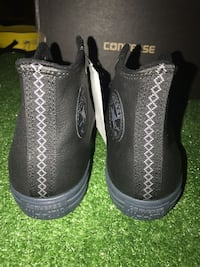 Converse limited pelle nera