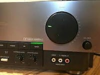 RCA PA 120-101 INTEGRATED AUDIO VIDEO SURROUND AMPLIFIER