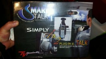 Smart Talk mobile phone Holder