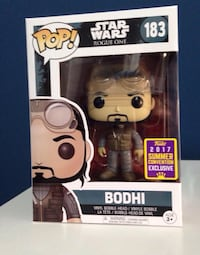 Funko Bodhi Star Wars SDCC17