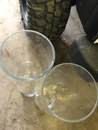 clear glass bowl with lid Calgary, T3J