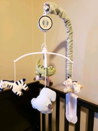 Baby musical crib mobile  Mississauga, L5N 6A8