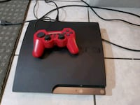 Ps3 Slim with Cords and Controller Vaughan, L4L 6J7