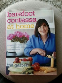 Set of 2 Barefoot Contessa Cookbooks Kitchener, N2M 0A2