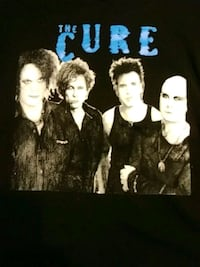 The CURE shirt Indio