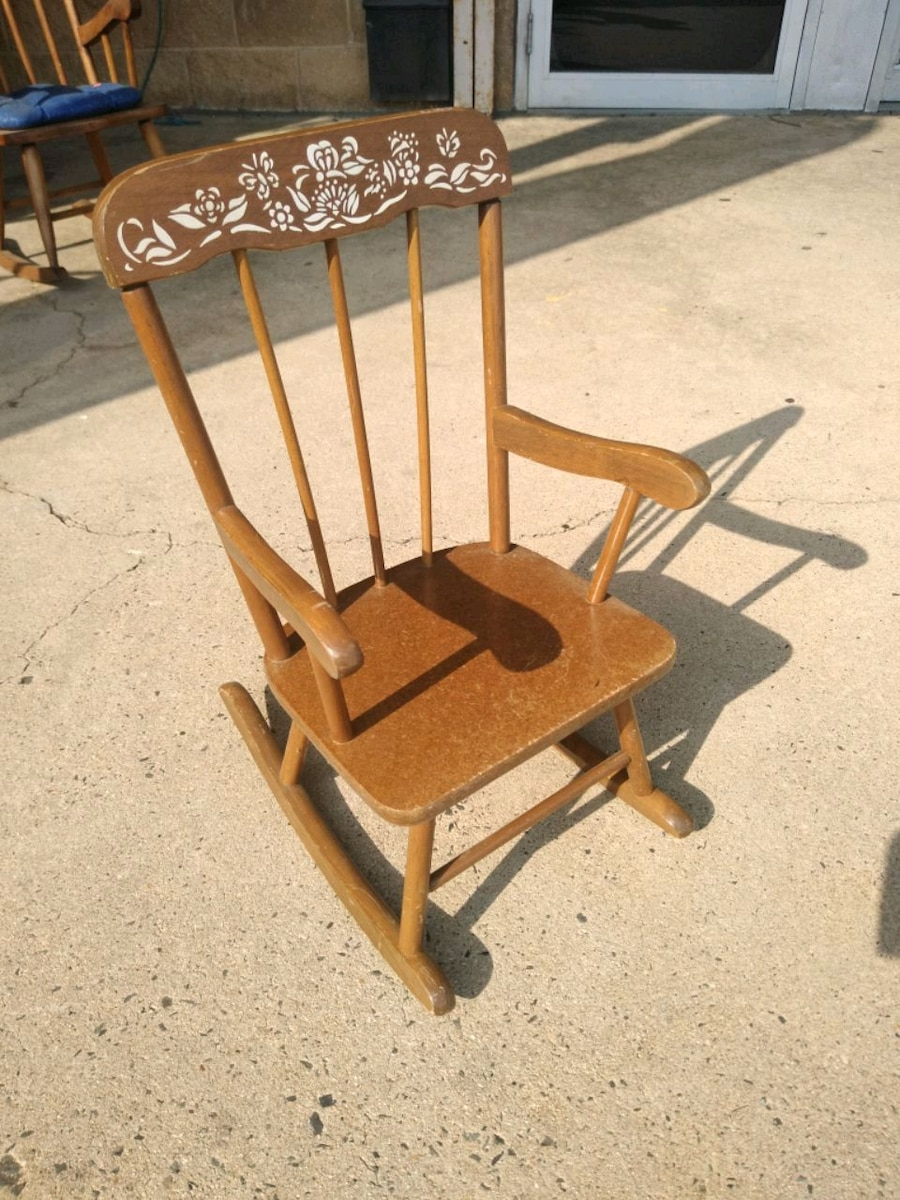 Ordinaire Sturdy Small Toddler Rocking Chair
