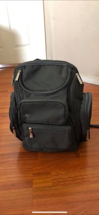 Black and gray travel luggage Los Angeles, 91402