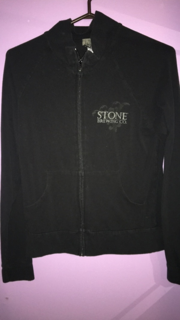 Stone Brewing Co. Zip Up Sweater
