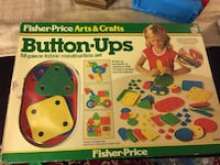 Fisher price button ups new Manassas, 20110
