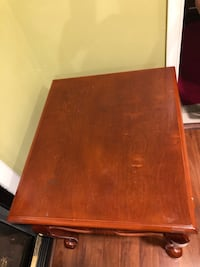 1 Coffee table and 1 side table Germantown, 20876