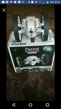 Parrot jumping sumo Glyndon, 56547