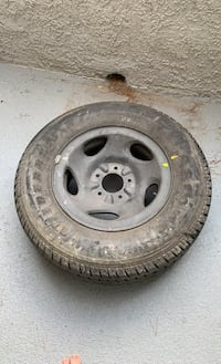 Ford F-150 Spare Tire WITH RIM Henderson, 89014