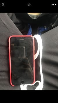 black iPhone 5 with red case Washington, 20020