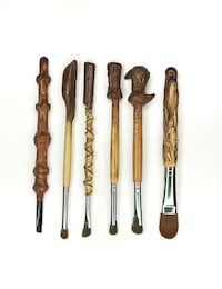 Harry Potter Inspired Makeup Brushes