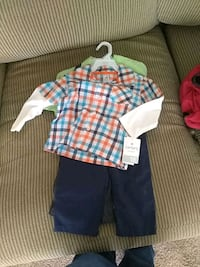 Carters 18 month old outfit (tags still on) Omaha, 68114