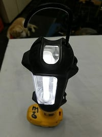 DeWalt 18 volt xrp fluorescent drop light