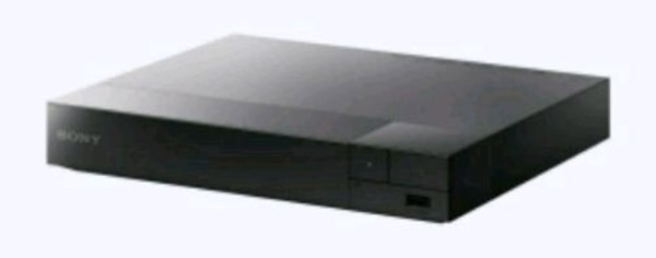 Sony Blu Ray/DVD player with built in Wi-Fi