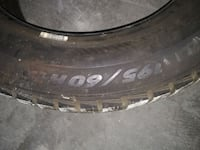 Gomme  195 60 r15