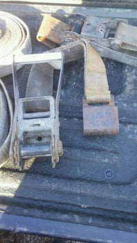 3000 lbs ratchet strap with wide v hook Sioux Falls, 57104