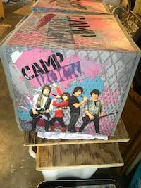 Camp Rock Storage Bins