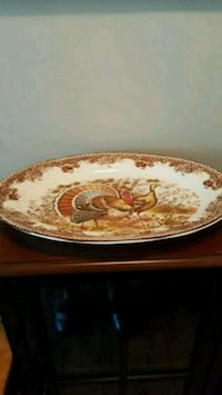 LARGE TURKEY PLATTER 14x18 Mississauga, L5B 0C8