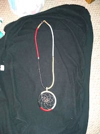 Four direction color necklace and dream catcher Savage, 55378