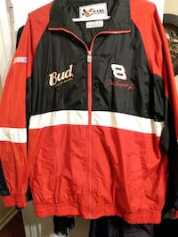 Dale Earnhardt Jr. Chase Jacket Size L Pittsburgh, 15236